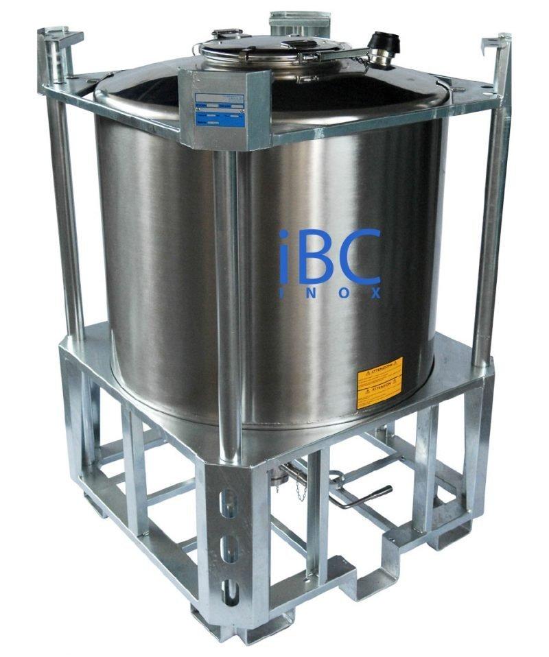 Container tip IBC superpozabil model PFC
