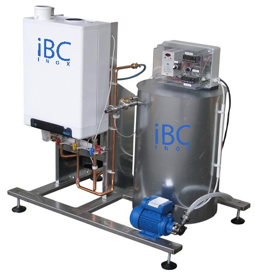 Pasteurizator automat iBC